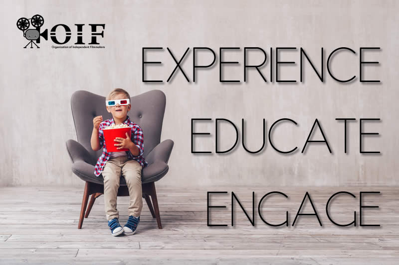 Experience Educate Engage