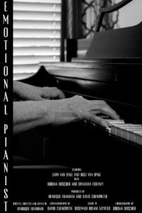 Emotional Pianist Poster