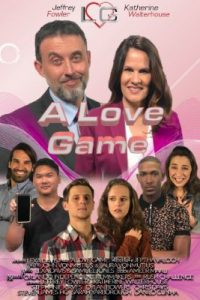 A Love Game Poster