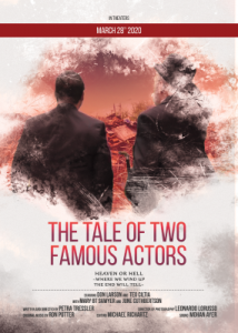 The Tale of Two Famous Actors Poster
