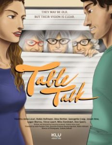 Table-Talk Poster