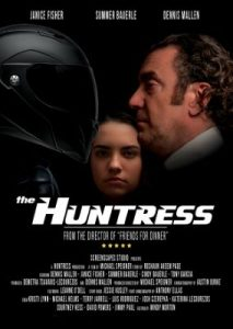 The-Huntress Poster